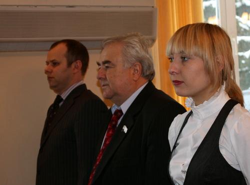 Депутат Госдумы Андрей Бочаров: Решение по списку принято на самом высшем уровне