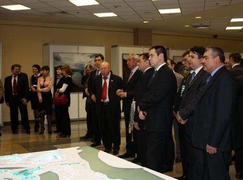 В Центре международной торговли открылась фотовыставка «Очарование Горного Алтая»