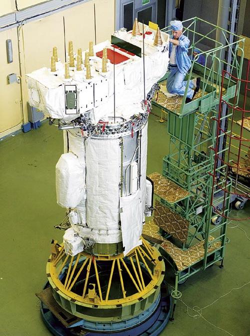 Спутник «Глонасс-М»