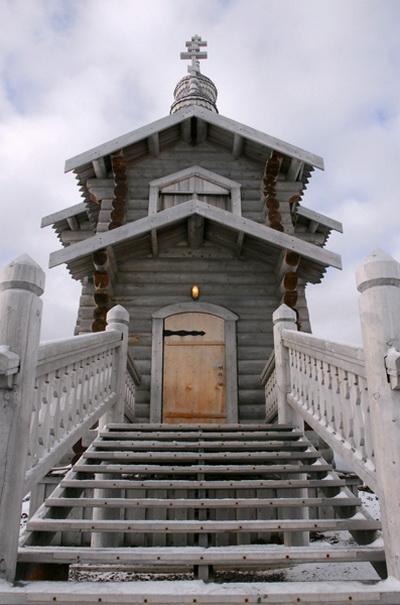 Двери храма никогда не запираются