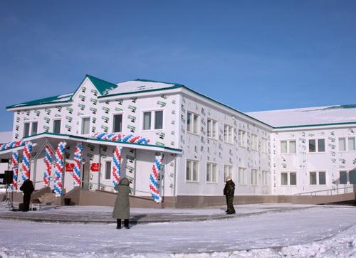 Больница в Кош-Агаче