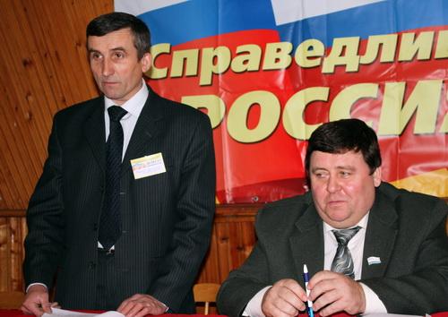 Список справороссов на выборах возглавят Александр Груздев, Виктор Безрученков…