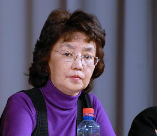 … и председатель Общественной палаты Республики Алтай Наталья Екеева