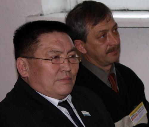 Бывший лидер алтайских эсеров Чагаш Бардин возглавит список в Онгудайском районе