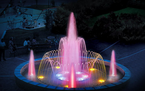 Fountain System D340