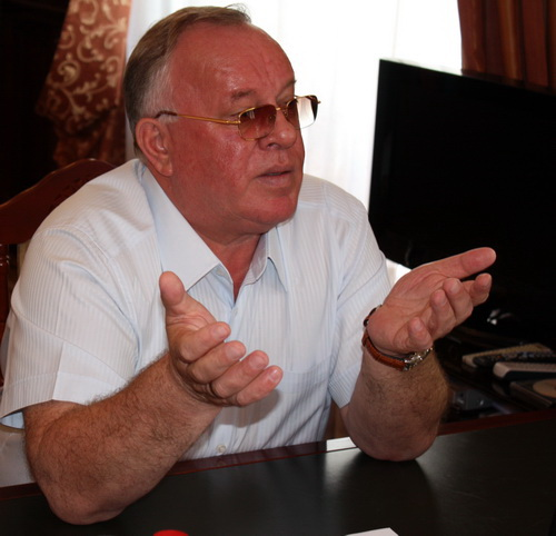 Александр Бердников вновь получил в свои руки бразды правления