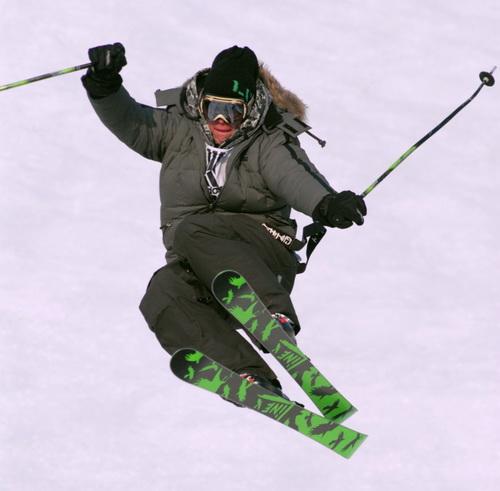 Не сноубордом единым