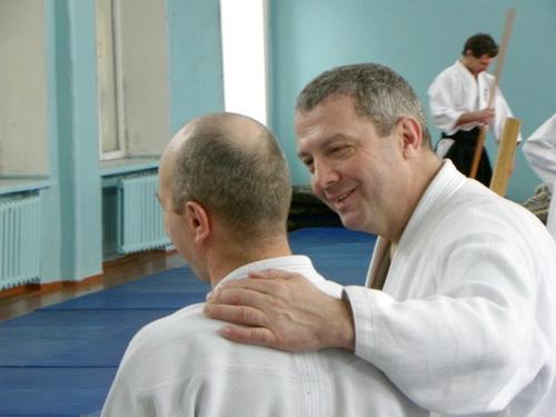 Кристиан Ритор провел семинар в Горно-Алтайске