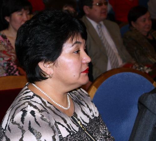 Алтынгуль Мегедекова стала заслуженным журналистом Республики Алтай