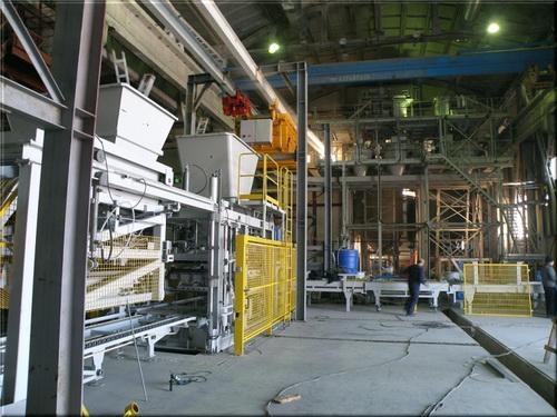 … на завод ЖБИ в Майме