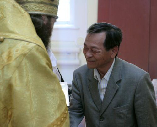 Александр Ким в кругах православных снискал славу благотворителя