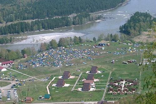 Фестиваль пройдет в туркомплексе «Талда»