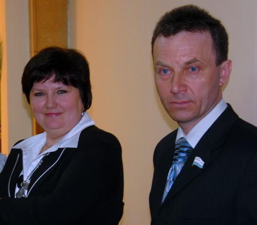 Самое парламентское меньшинство: фракция ЛДПР (Татьяна Жарова и Александр Кириллов)