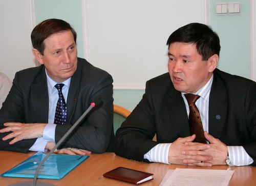 Виктор Ромашкин и Александр Манзыров остались недовольны итогами сессии
