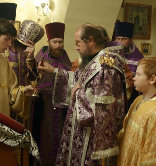 Владыко Максим посетил Горный Алтай