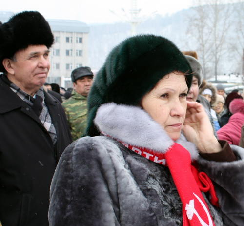 Против Деминой поинтриговали товарищи по партии
