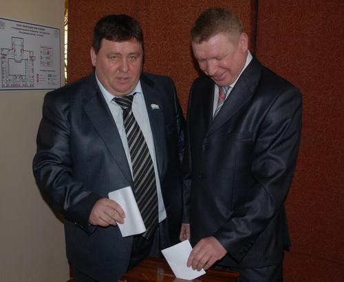 Виктор Безрученков и Сергей Ефимов: каждый за себя