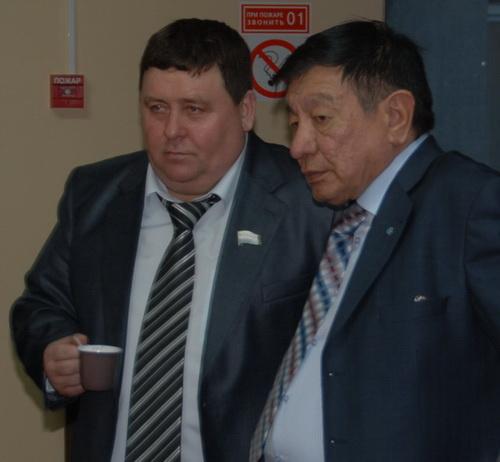 Проигравшие. Эсеры Виктор Безрученков и Ауельхан Джаткамбаев