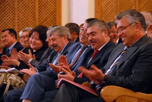 Министры, видимо, остались довольны решением главы