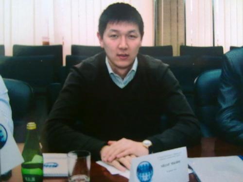 Республику Алтай на форуме представлял председатель алтайского землячества Новосибирска Айдар Мызин