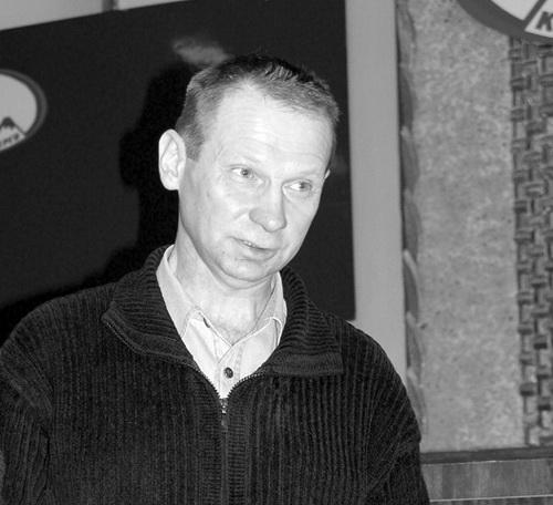 Сергей Мылов совмещал приятное с «полезным» (фото – «Камчатское время»)