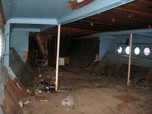 После реконструкции здесь откроют музей Телецкого озера