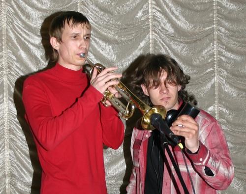Дмитрий Поздеев, Павел Запорожский