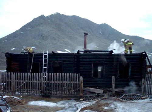 Пожар в Шашикмане привел к трагедии