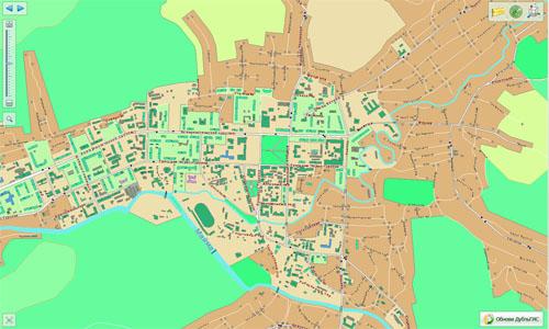 Горно-Алтайск стал доступен в ДубльГИС