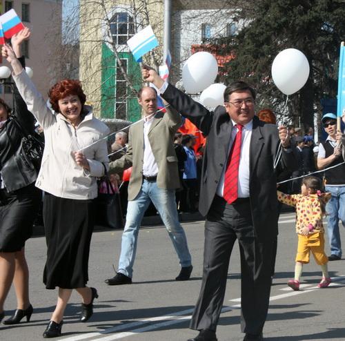 Министр экономики Александр Алчубаев