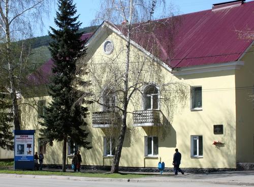 В Горно-Алтайске открыли мемориальную доску Арнольду Мери