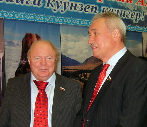 Виктор Лопатников и Ралиф Сафин ожидают переназначения