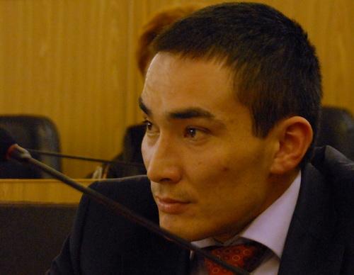 Депутат Госсобрания Айат Унутов стал сопредседателем Ассоциации молодежных объединений Республики Алтай
