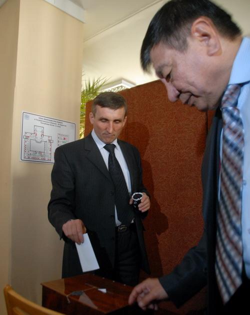 Ауельхан Джаткамбаев помог эсерам и самому себе попасть в Госсобрание