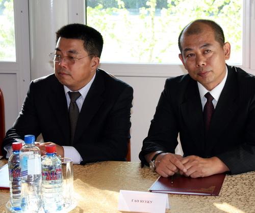 Ван Ли и Гао Юэжу увидели «огромные перспективы»…
