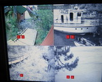 У водопада Корбу установили систему видеонаблюдения