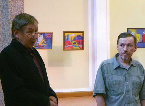 Валерий Тебеков: Живописец находится на творческом взлете