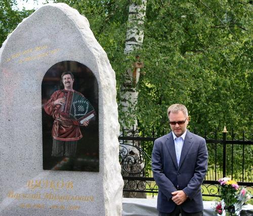 Василий Федорин из Москвы