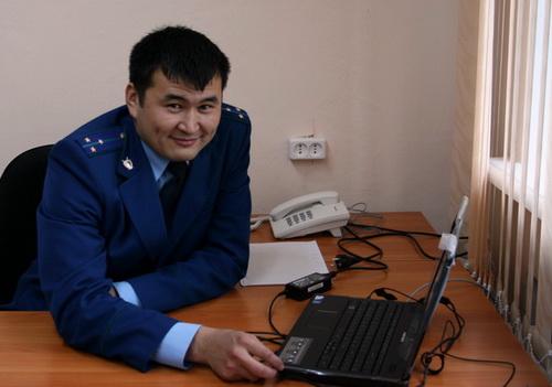 Аржан Бачишев последит за экологией