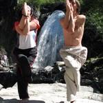 На Телецкое озеро съезжаются йоги