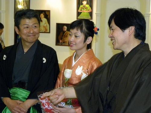 Маса Сато и Коичи Макигами