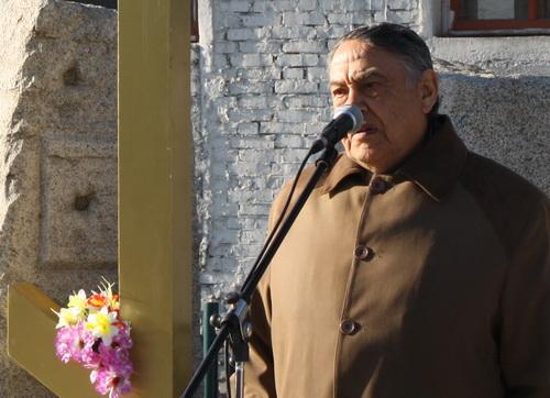 Фридрих Таушканов…