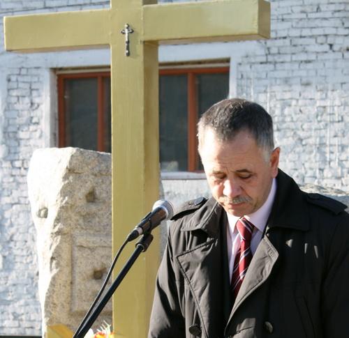 Депутат Виктор Хабаров пообещал, что репрессии не повторятся