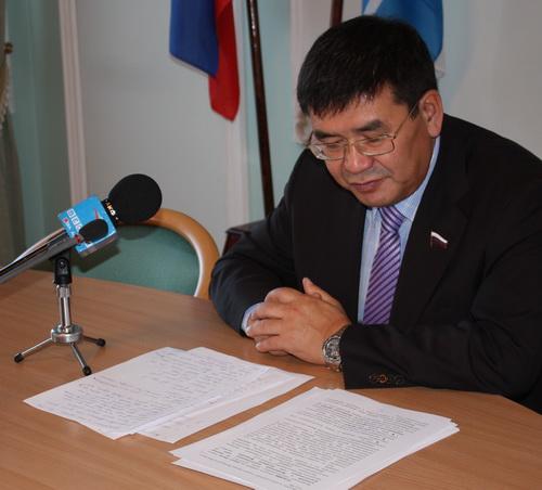 Сергей Пекпеев не видит ничего хорошего в законопроекте либерал-демократов