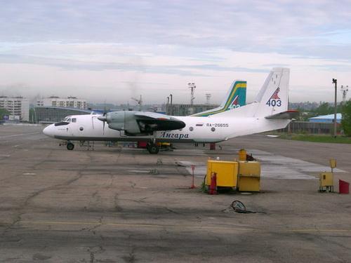 «Ангара» открывает авиарейс Горно-Алтайск – Новосибирск