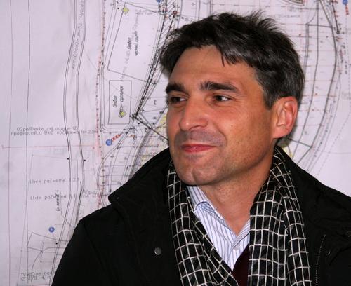 Председатель совета директоров ООО «Мегаполис» Евгений Цыбизов