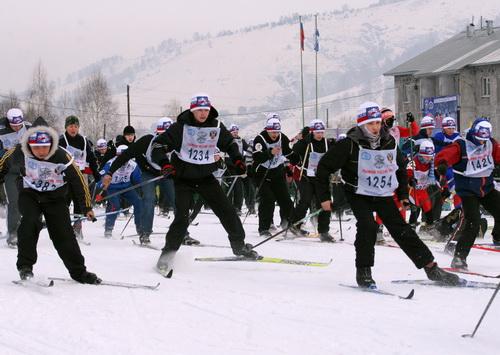 Всего в состязаниях приняли участие около 2,5 тыс. человек