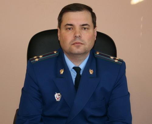 Прокурор Горно-Алтайска Дмитрий Степанов