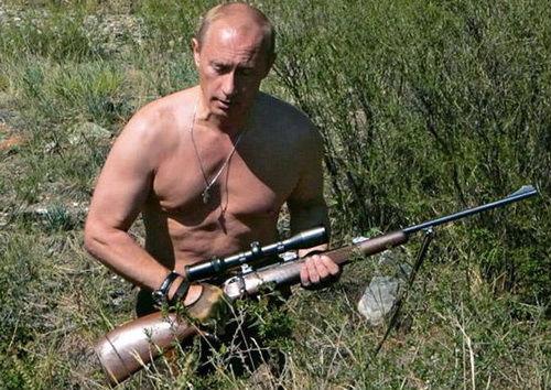 Фотографии Владимира Путина на отдыхе в Туве обошли весь мир. Фото пресс-службы правительства РФ