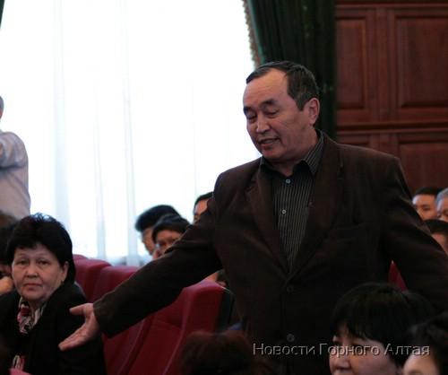 Владимир Кыдыев покинул съезд в знак протеста